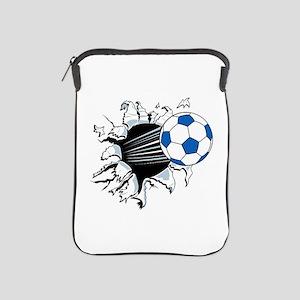 Breakthrough Soccer Ball iPad Sleeve