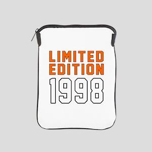 Limited Edition 1998 iPad Sleeve