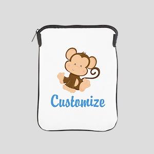 Custom Monkey iPad Sleeve