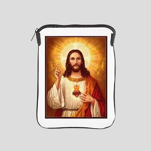 Sacred Heart of Jesus iPad Sleeve