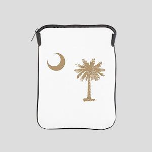 Palmetto & Cresent Moon iPad Sleeve