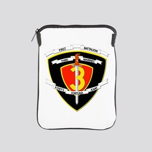 SSI - 1st Battalion - 3rd Marines iPad Sleeve