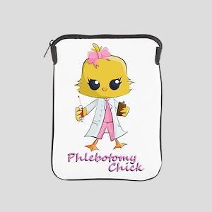 Phlebotomy Chick Ipad Sleeve