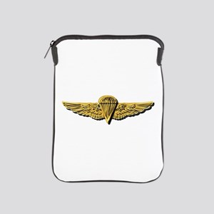 Navy - Parachutist Badge - No Txt Ipad Sleeve