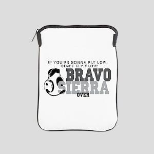 Bravo Sierra Avaition Humor iPad Sleeve