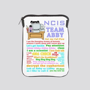 NCIS Abby iPad Sleeve