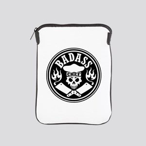 Badass Chef Black iPad Sleeve
