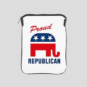 Proud Republican iPad Sleeve