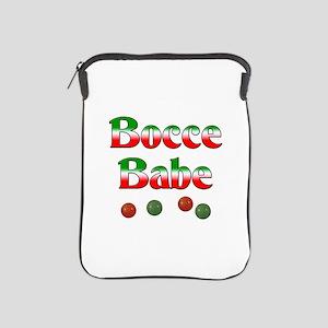 Bocce Babe iPad Sleeve