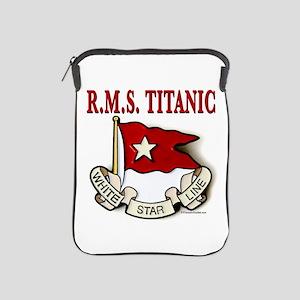 White Star Line: RMS Titanic iPad Sleeve