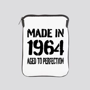 1964 Aged to perfection iPad Sleeve