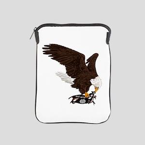 Eagle Crushes ISIS iPad Sleeve