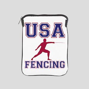 USA Fencing iPad Sleeve