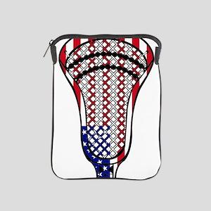 Lacrosse Flag Head 600 iPad Sleeve