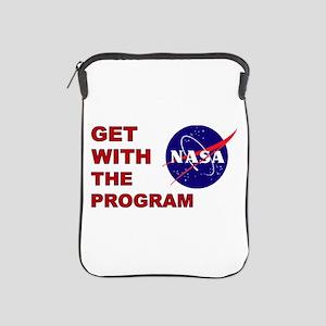 Program Logo Ipad Sleeve
