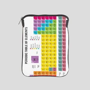 Periodic Table Of Elements iPad Sleeve