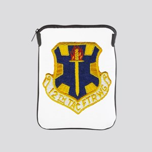 12TH TACTICAL FIGHTER WING iPad Sleeve