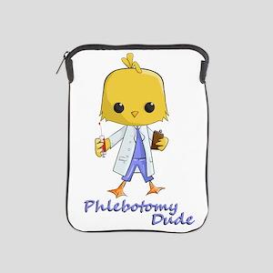 Phlebotomy Dude Ipad Sleeve