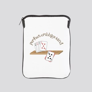 Perfect Cribbage Hand iPad Sleeve