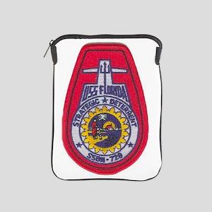 USS FLORIDA iPad Sleeve