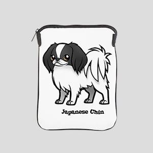 japanese chin iPad Sleeve