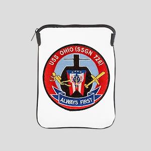 USS OHIO iPad Sleeve