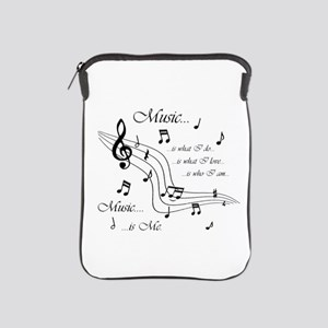 Music is Me iPad Sleeve