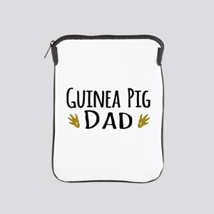 Guinea pig Dad iPad Sleeve