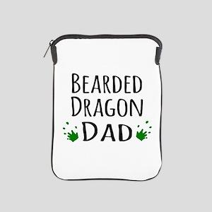 Bearded Dragon Dad iPad Sleeve