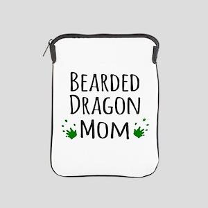 Bearded Dragon Mom iPad Sleeve