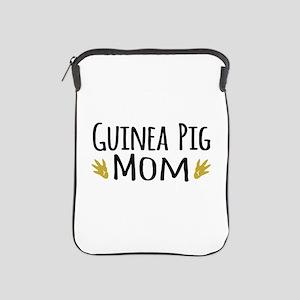 Guinea pig Mom iPad Sleeve