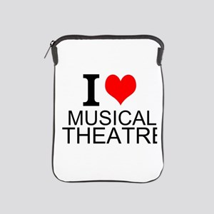 I Love Musical Theatre iPad Sleeve