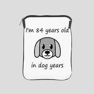 12 dog years 2 iPad Sleeve