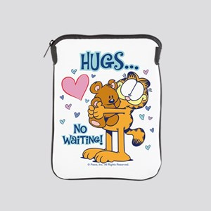 Hugs...No Waiting! iPad Sleeve