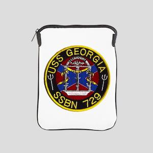USS GEORGIA iPad Sleeve