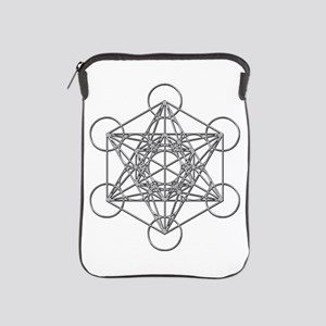 Metatrons Cube iPad Sleeve