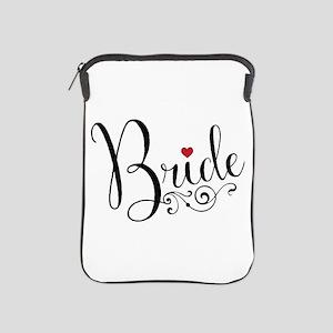 Elegant Bride iPad Sleeve