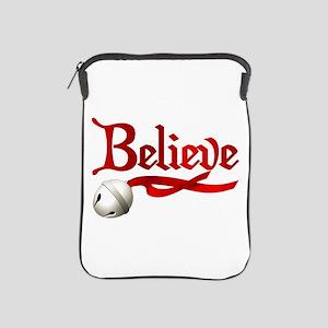 Believe iPad Sleeve