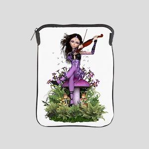 Amethyst Fairy ~ Summer Melody iPad Sleeve