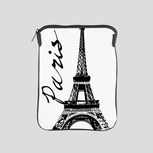 Paris Eifel iPad Sleeve