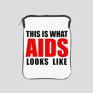 What AIDS looks like iPad Sleeve