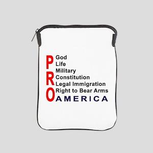 Pro America Ipad Sleeve