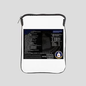 cia unix iPad Sleeve
