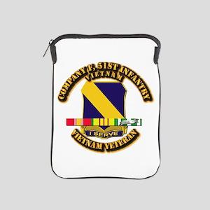 Army - Company F, 51st Infantry w SVC Ribbons iPad