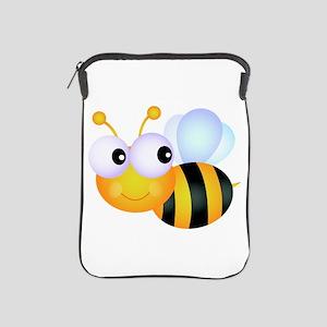 Cute Cartoon Bumble Bee iPad Sleeve