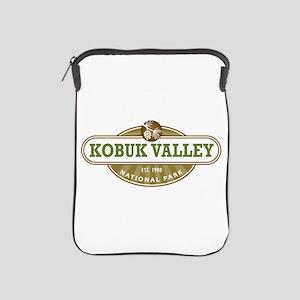 Kobuk Valley National Park iPad Sleeve