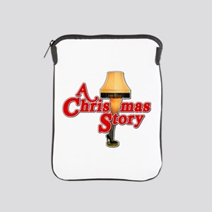 A Christmas Story Movie Lamp iPad Sleeve