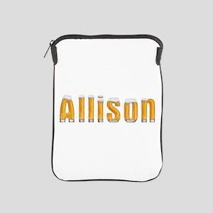 Allison Beer iPad Sleeve