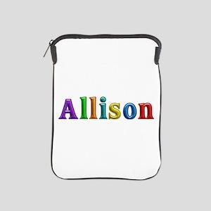 Allison Shiny Colors iPad Sleeve