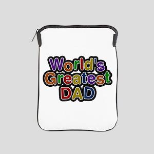 World's Greatest Dad iPad Sleeve